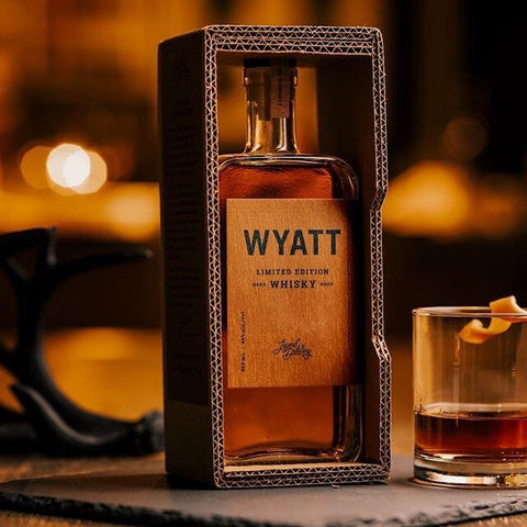 Legend Dist. Wyatt Whisky