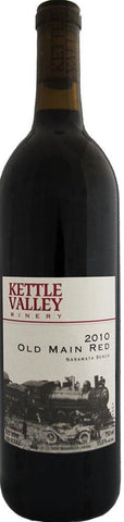 Kettle Valley Old Main Red
