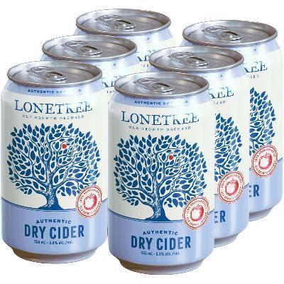 Lonetree Light Cider 6 Cans