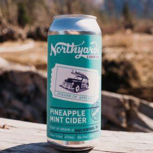 Northyards Pineapple Mint
