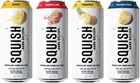 Squish Hard Seltzer Mix Pack