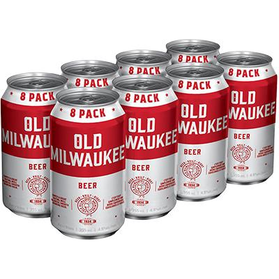 Old Milwaukee 8 Cans