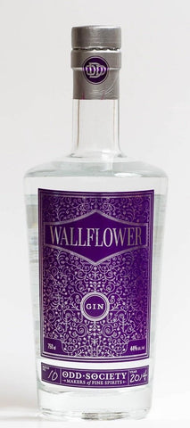 Odd Society Wallflower Gin 750