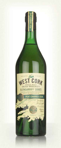 West Cork Peat Charred Cask