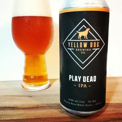 Yellow Dog - Play Dead IPA