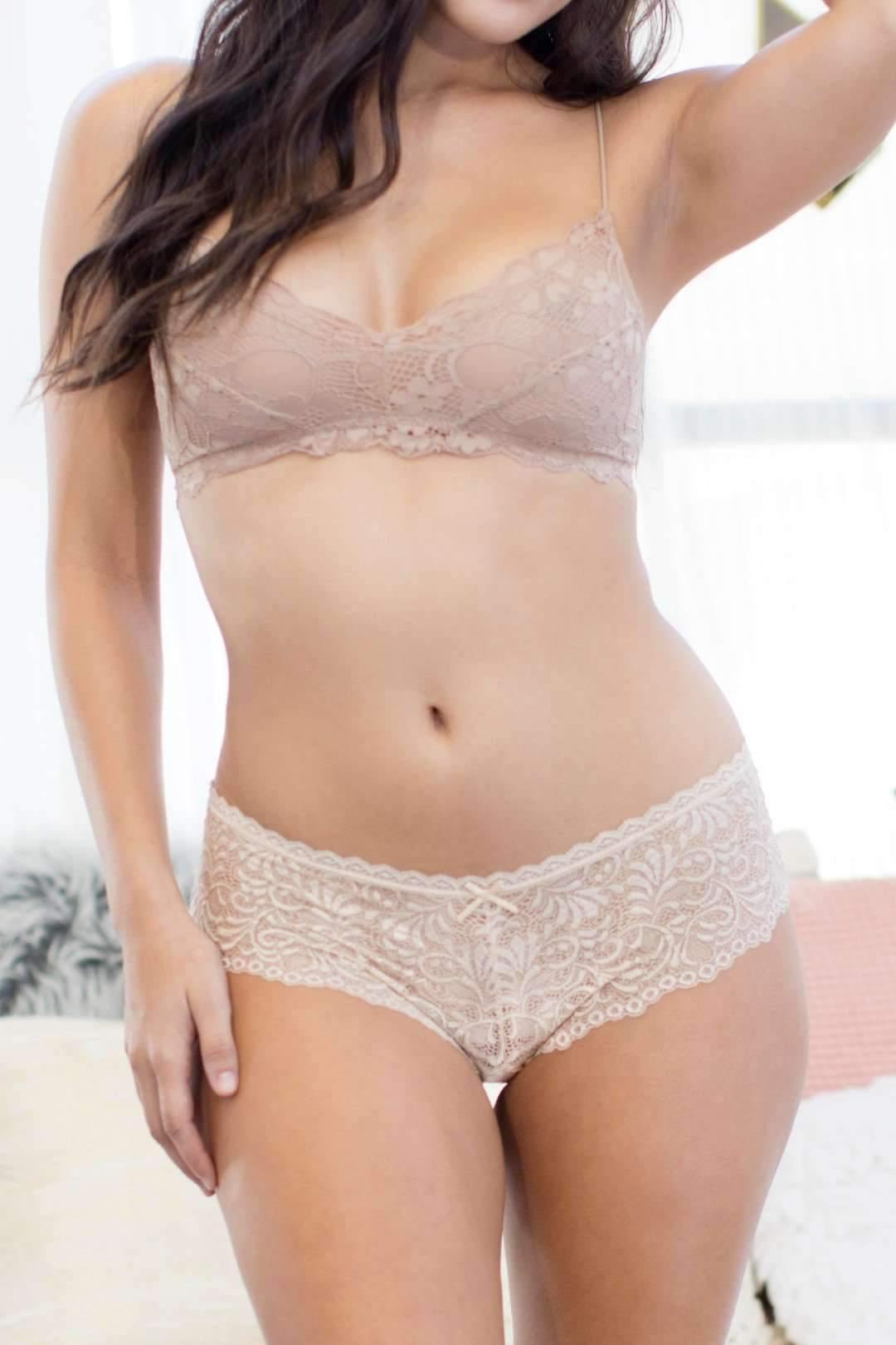 Cat Hipster-Honeydew Intimates-Honeydew Intimates