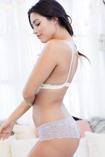 Cat Hipster-Honeydew Intimates-Silver-Small-Honeydew Intimates