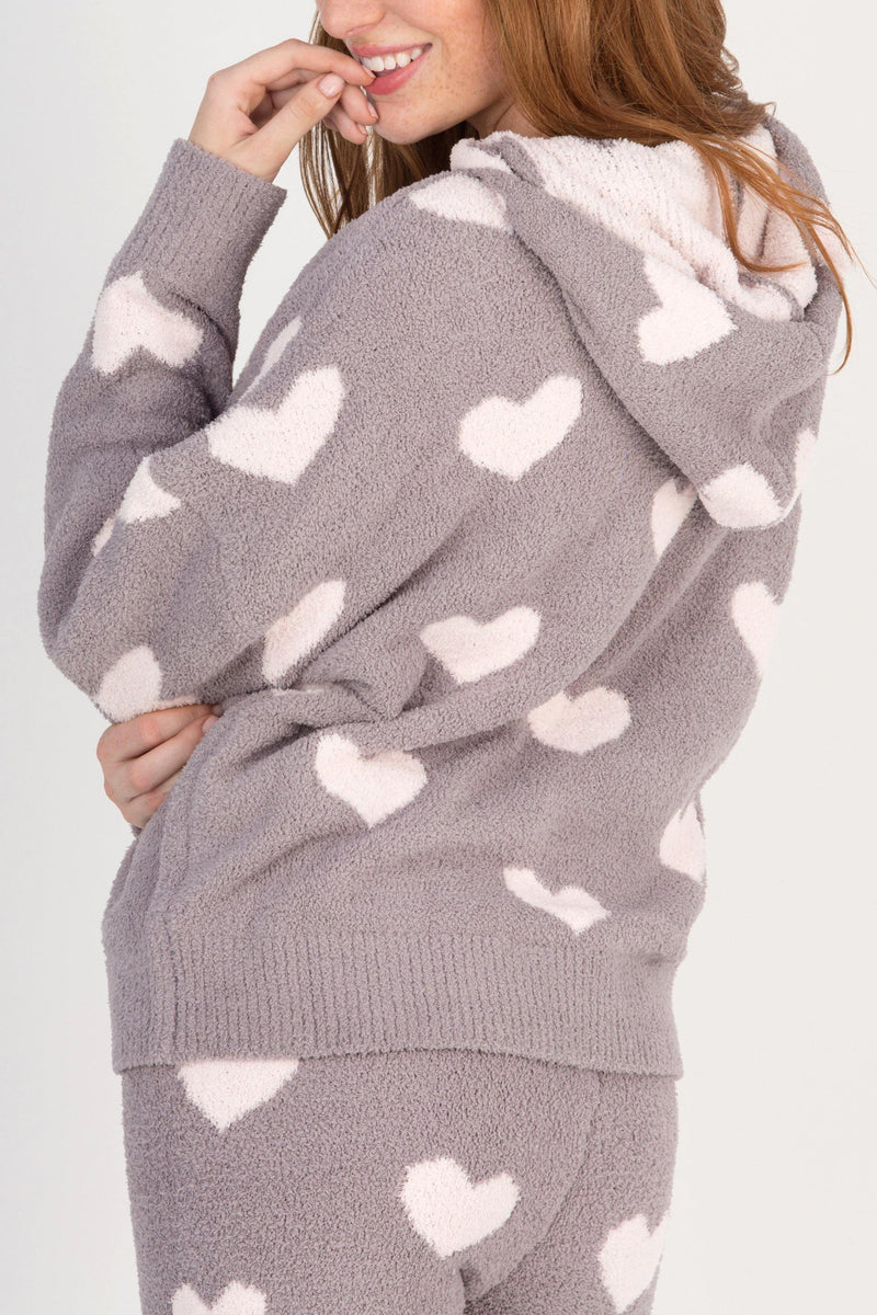 Snow Angel Marshmallow Sweater