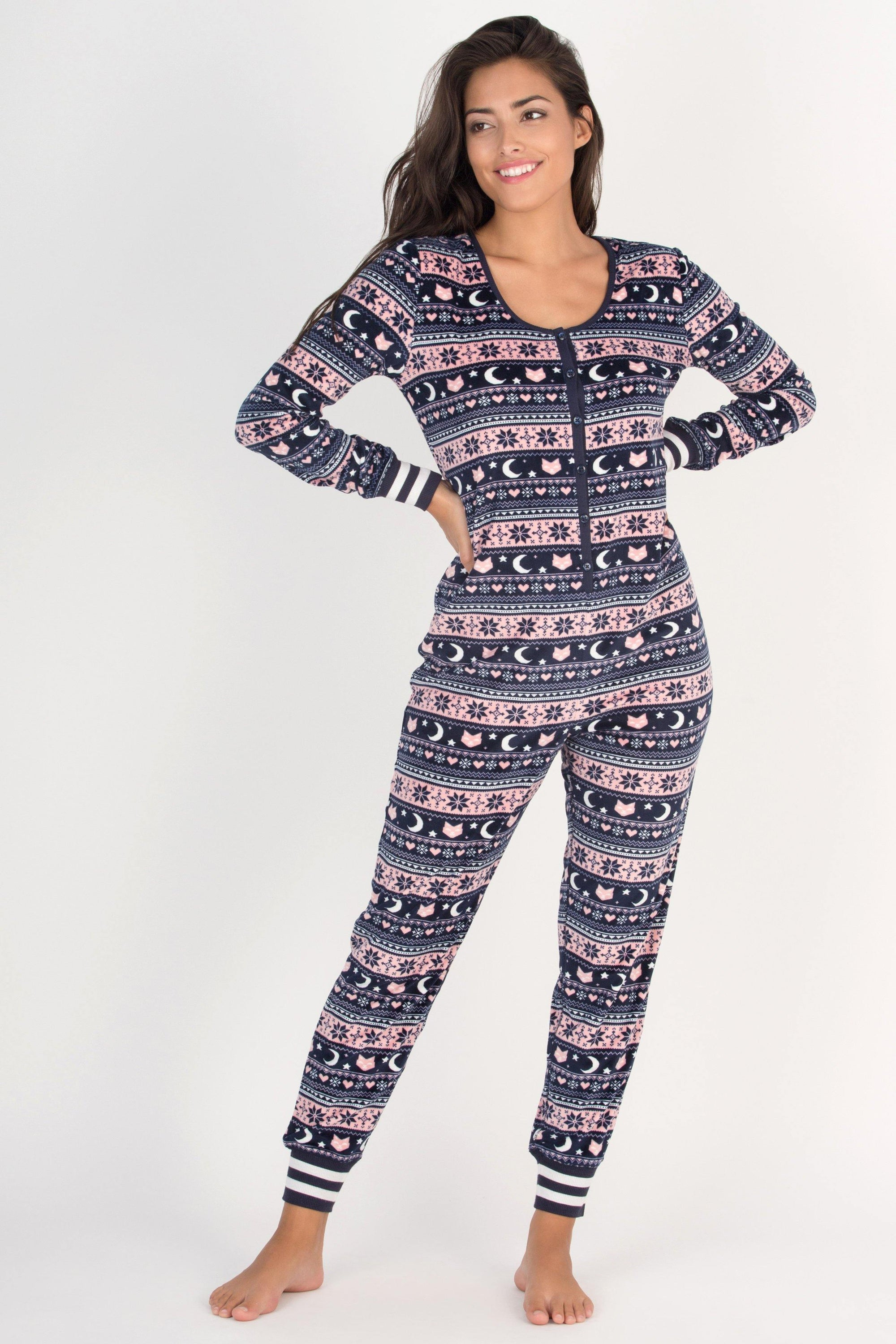 Cocoa Cozy Fleece Onesie