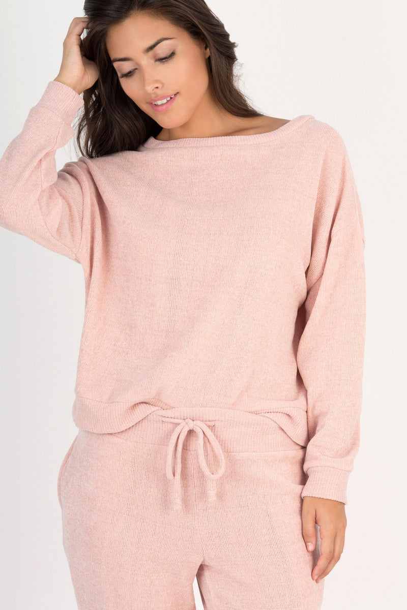 Lazy Daze Chenille Sweater