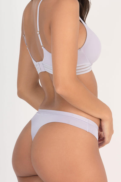 Daisy Thong-Panty-Honeydew Intimates-Hemlock-Small-Honeydew Intimates