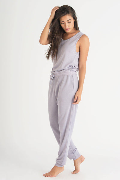 Fall Forever Lounge Jumpsuit-Loungewear-Honeydew Intimates-Radiant-Small-Honeydew Intimates