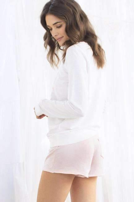 Undrest Terry Sweatshirt-Sleepshirt-Honeydew Intimates-Honeydew Intimates