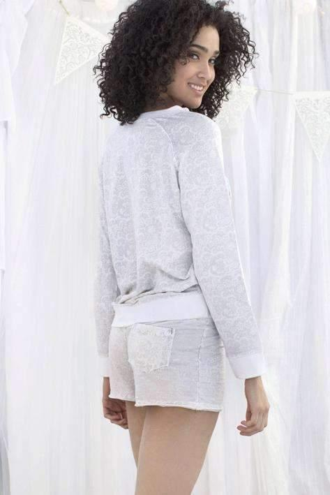 Honeydew Intimates:Undrest Terry Sweatshirt