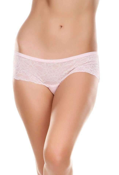 Emma Elegance Hipster-Honeydew Intimates-Blush/Ivory-Small-Honeydew Intimates