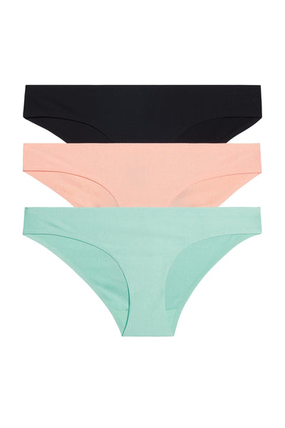 Skinz Hipster 3 Pack - Honeydew Intimates