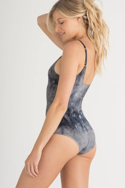 Skinz Bodysuit-Bodysuits-Honeydew Intimates-Thistle-Small-Honeydew Intimates
