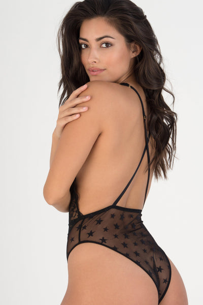 Nadia Bodysuit - Honeydew Intimates