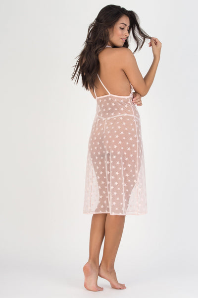 Nadia Nightie - Honeydew Intimates