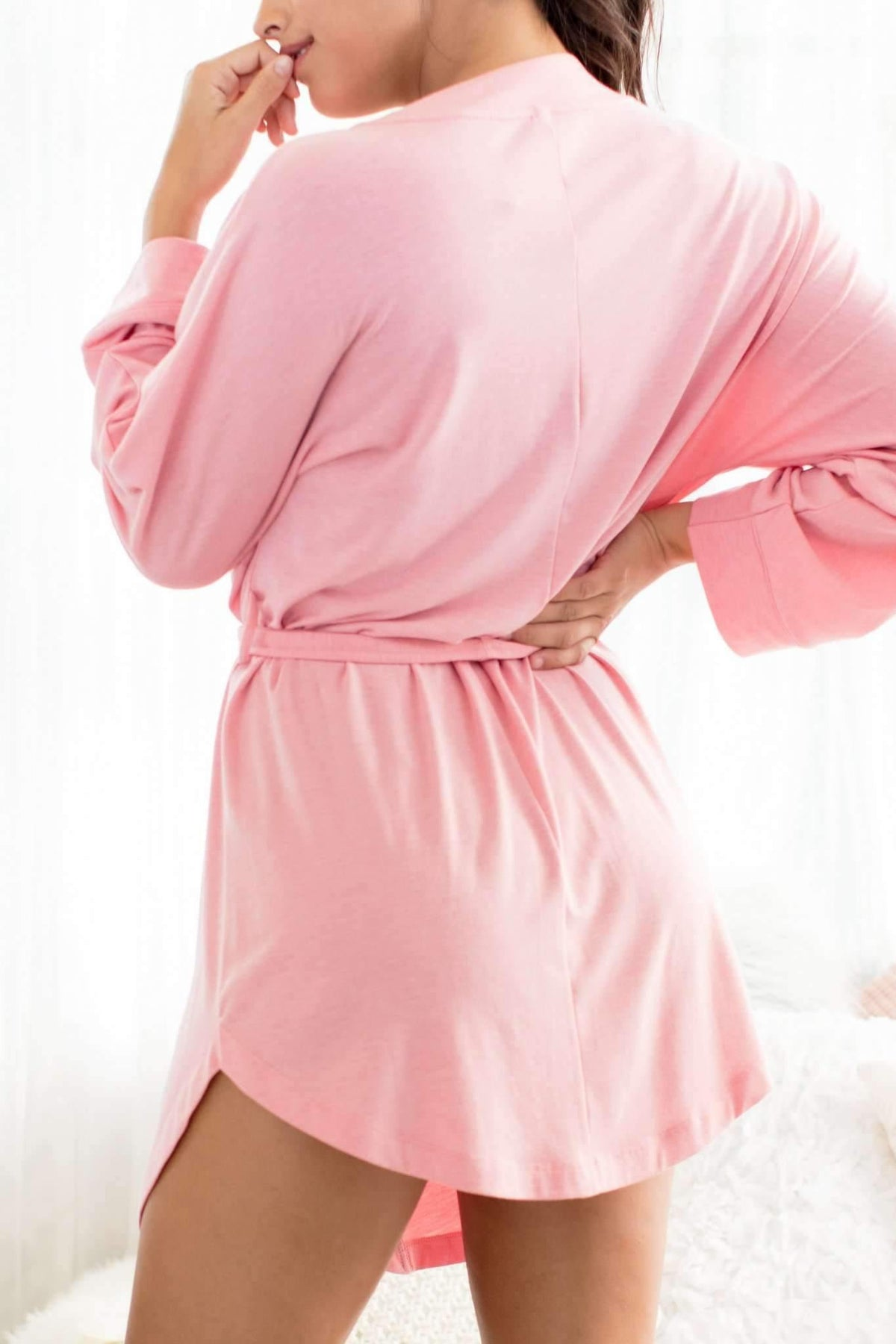 Honeydew Intimates:All American Rayon Robe