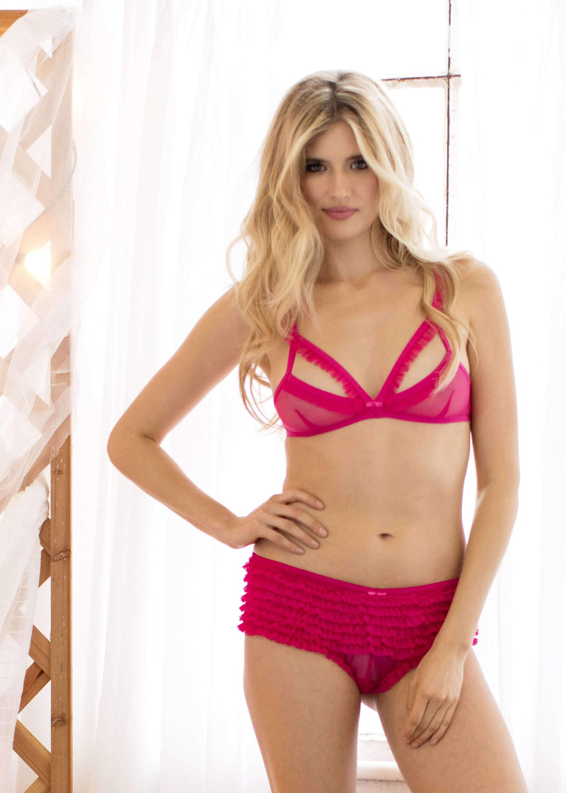 Rebecca Rumba-Honeydew Intimates-Berrylicious-Small-Honeydew Intimates