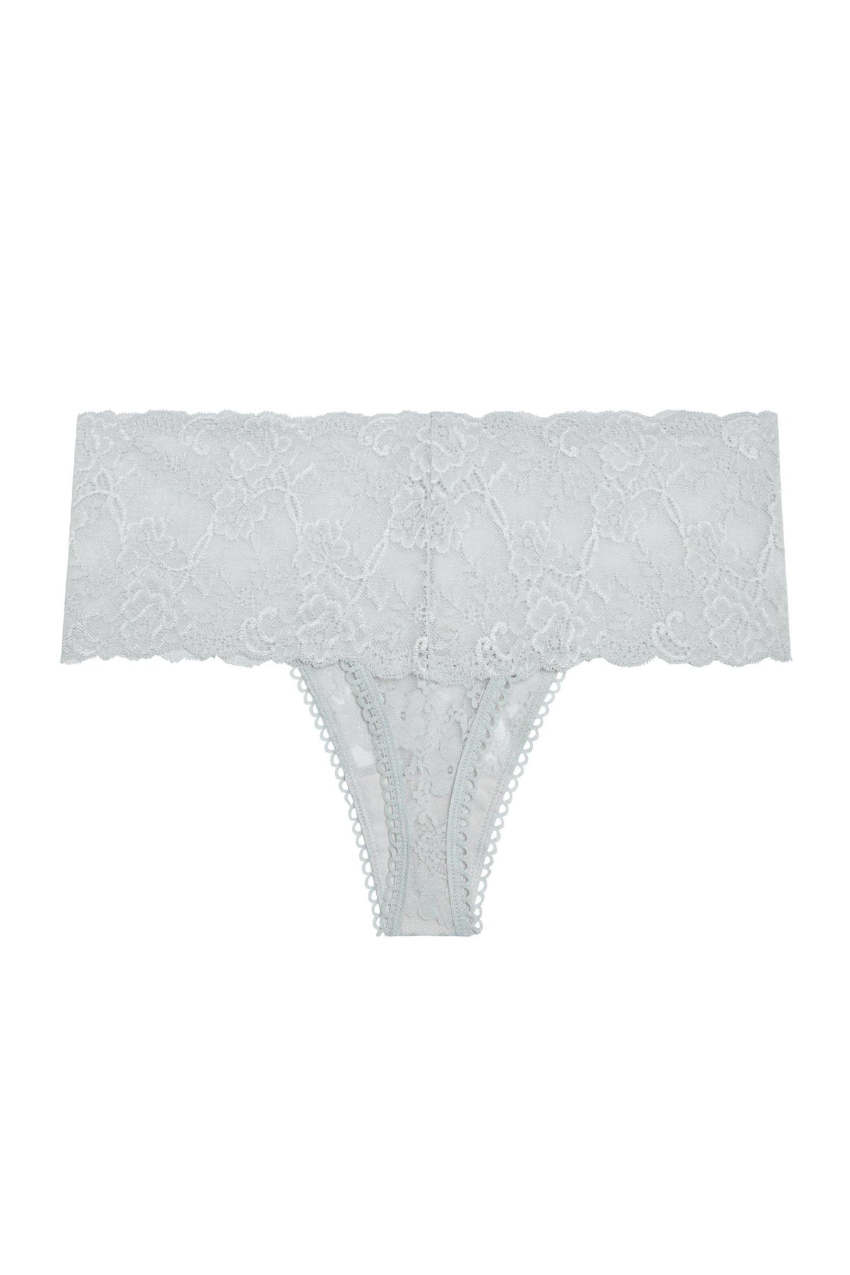 Lady In Lace Thong 2 Pack