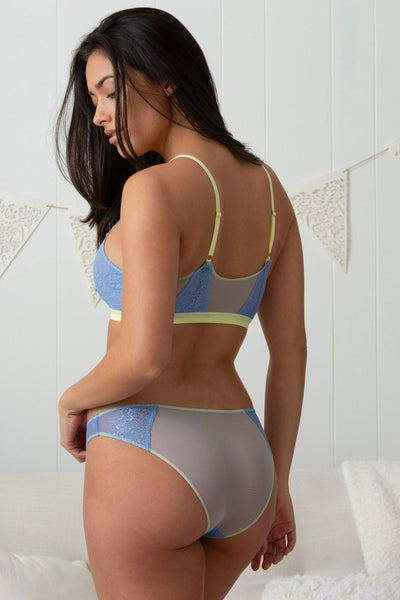 Jewel Bikini - Honeydew Intimates