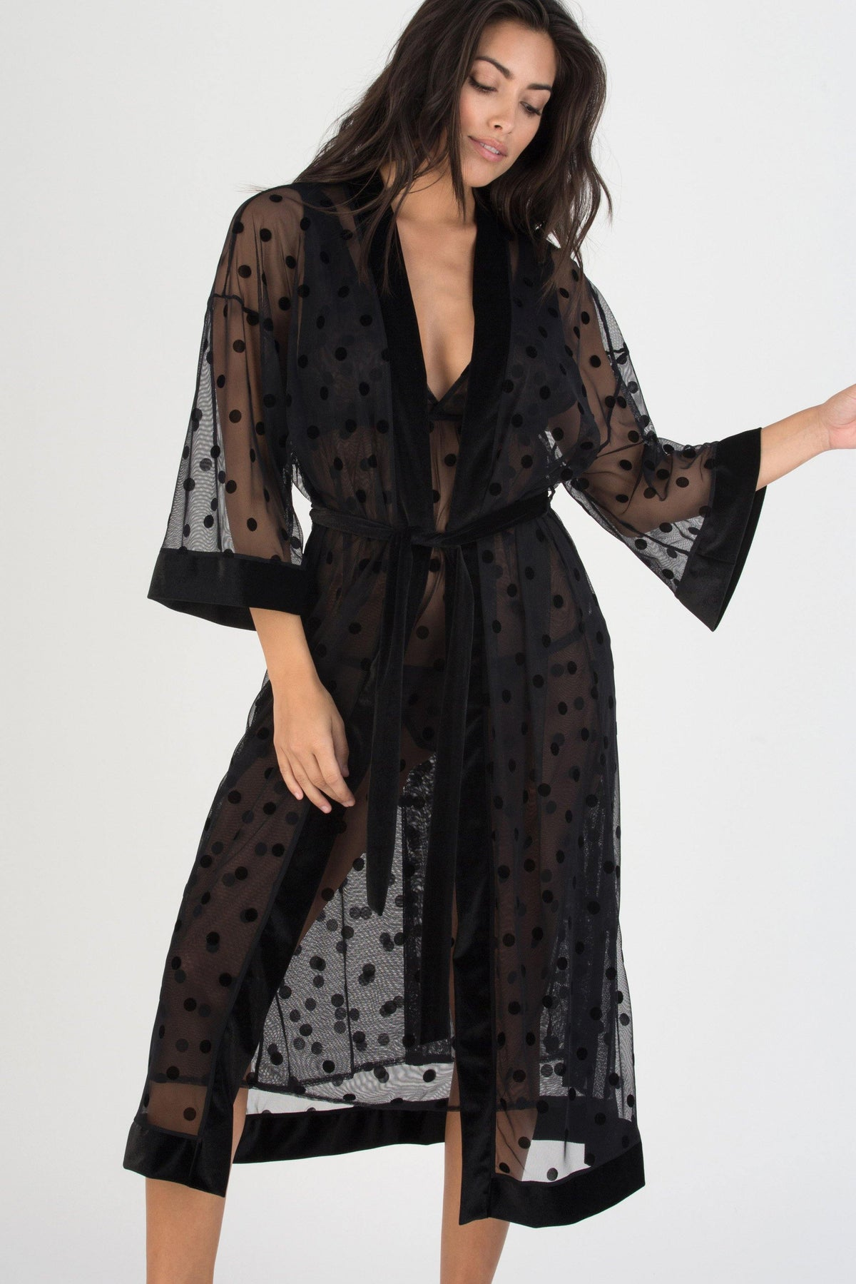Love Game Robe