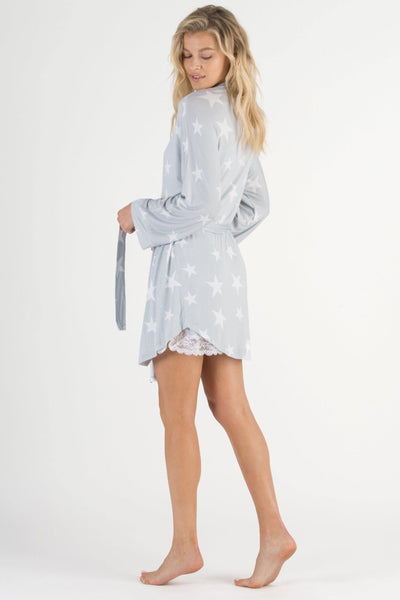 All American Rayon Robe