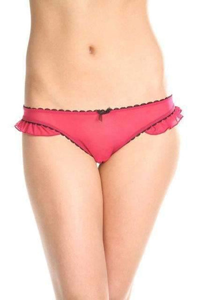 Dew The Burlesque-Panty-Honeydew Intimates-Cinnamon-Small-Honeydew Intimates