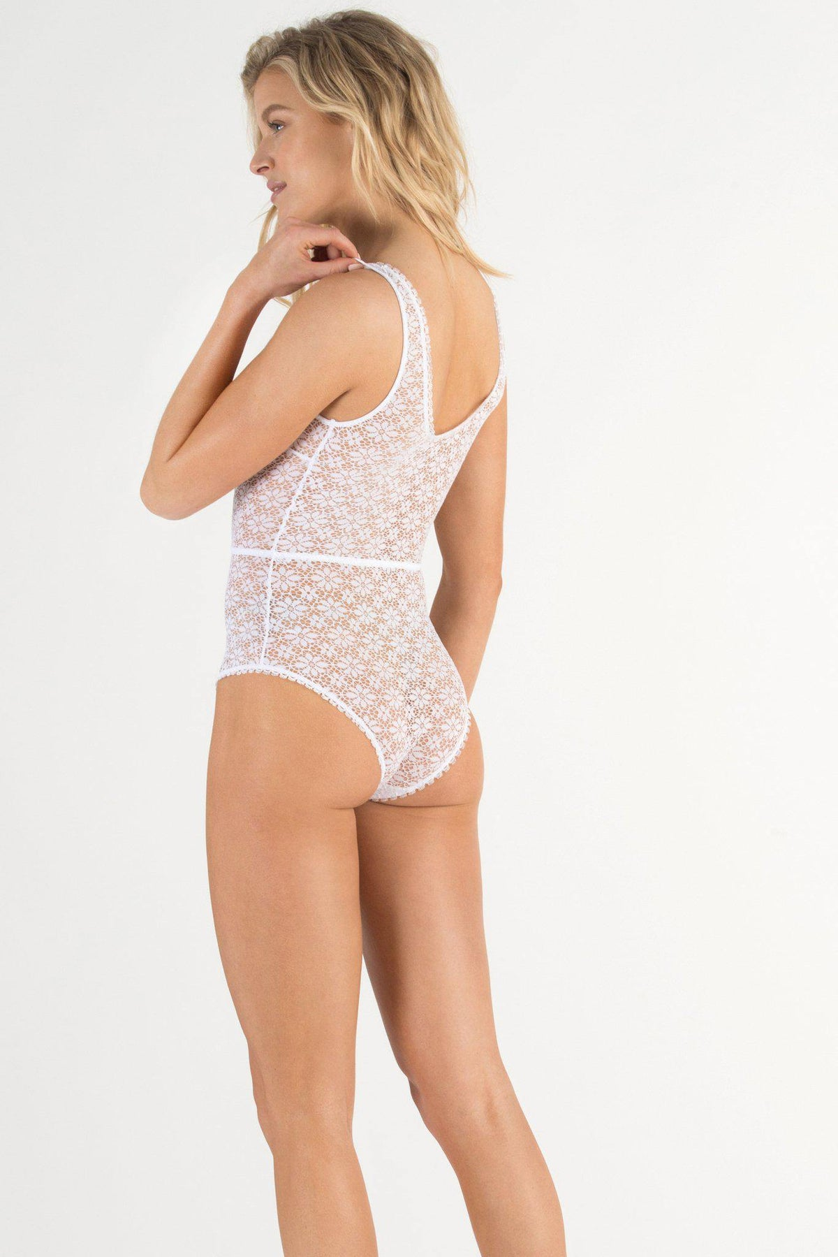 Samantha Lace Bodysuit