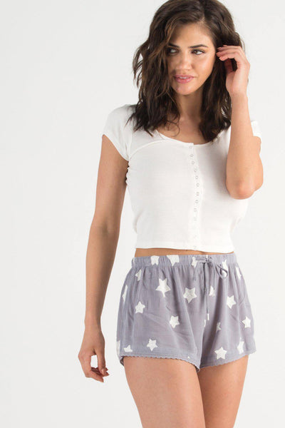 Starry Eyed PJ Set