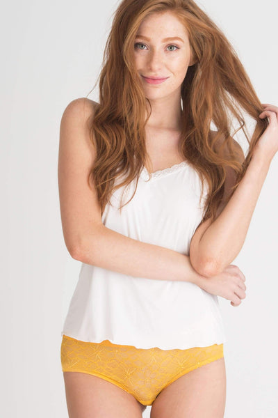 Aiden Cami-Sleepshirt-Honeydew Intimates-White-Small-Honeydew Intimates