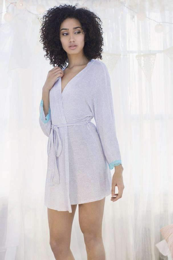 Honeydew Intimates:All American Robe
