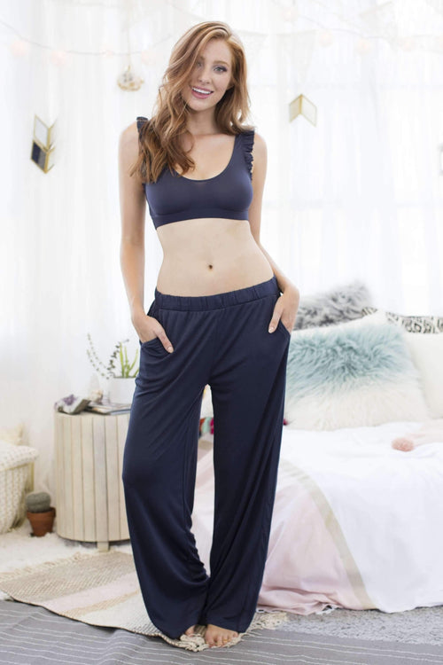 Cambre Lounge Pant-Honeydew Intimates-Dynasty-Large-Honeydew Intimates