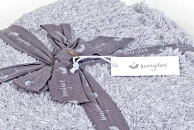 Marshmallow Throw Blanket-Blanket-Honeydew Intimates-Honeydew Intimates