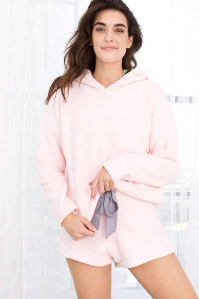 Snow Angel Marshmallow Sweater-Sleepshirt-Honeydew Intimates-Luna-Small-Honeydew Intimates