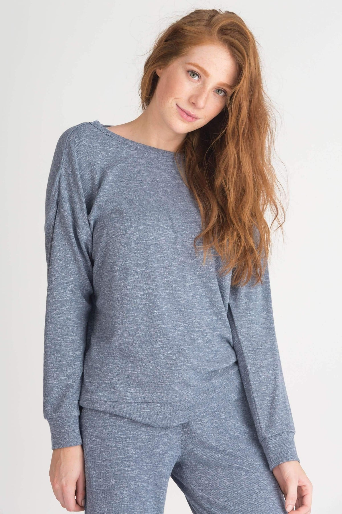Weekender Sweater-Sleepshirt-Honeydew Intimates-Honeydew Intimates