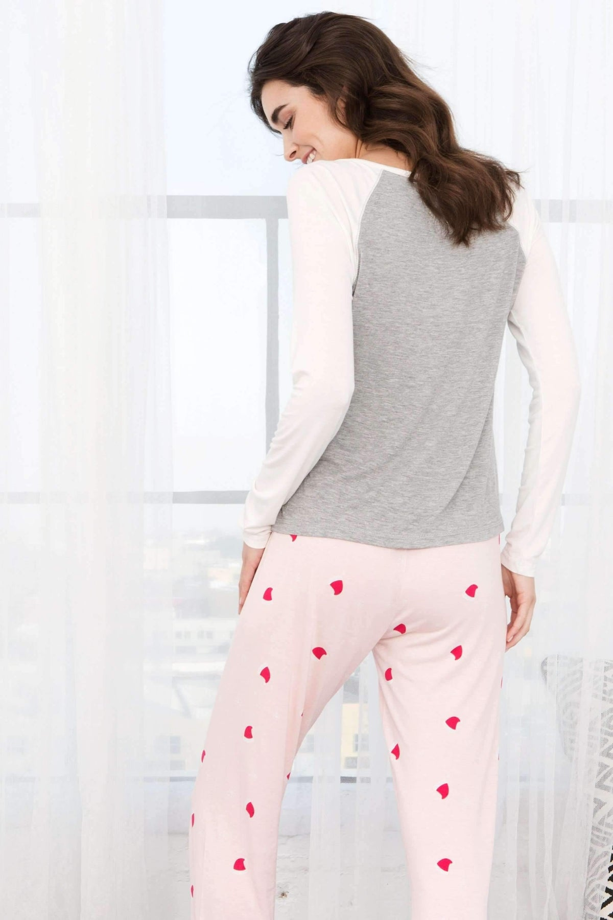 ef5d23c783af Winter Breaker PJ Set-Sleepshirt-Honeydew Intimates-Honeydew Intimates
