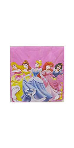 Disney Princess Pink Kids Poncho - SHOPME.COM