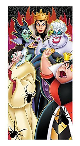 Disney Mean Girls Villains Beach Towel - Multicolored - SHOPME.COM
