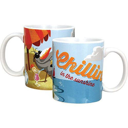 Disney Frozen Chillin Olaf 11oz Coffee Mug