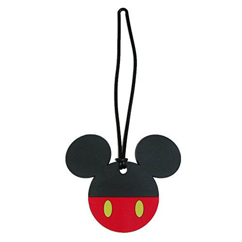 Disney Mickey Mouse Travel Pants Luggage Tag, Multi - SHOPME.COM