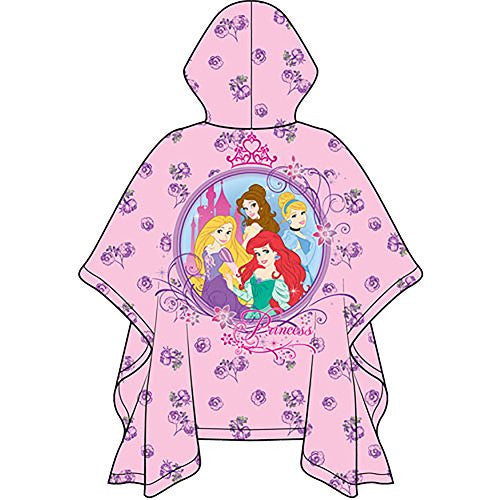 Disney Little Mermaid Aurora Belle Rain Poncho - SHOPME.COM