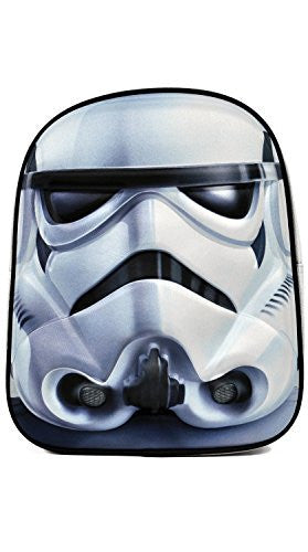 Star Wars Stormtrooper 3D Mask Small Canvas Sling Tote Bag - SHOPME.COM