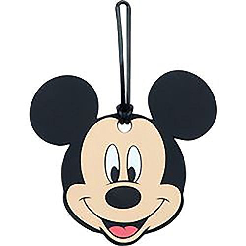 Disney Mickey Mouse Collectors Luggage Suitcase Tag - SHOPME.COM