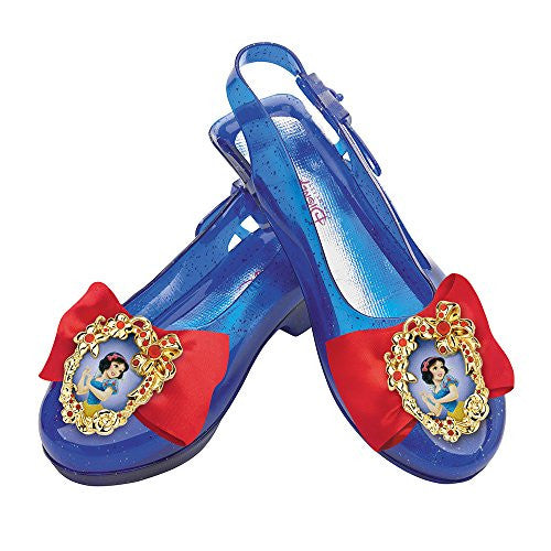 Disguise Disney Princess Snow White Sparkle Shoes - SHOPME.COM
