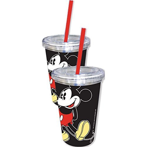 Disney Classic Mickey Mouse Standing Tumbler - SHOPME.COM