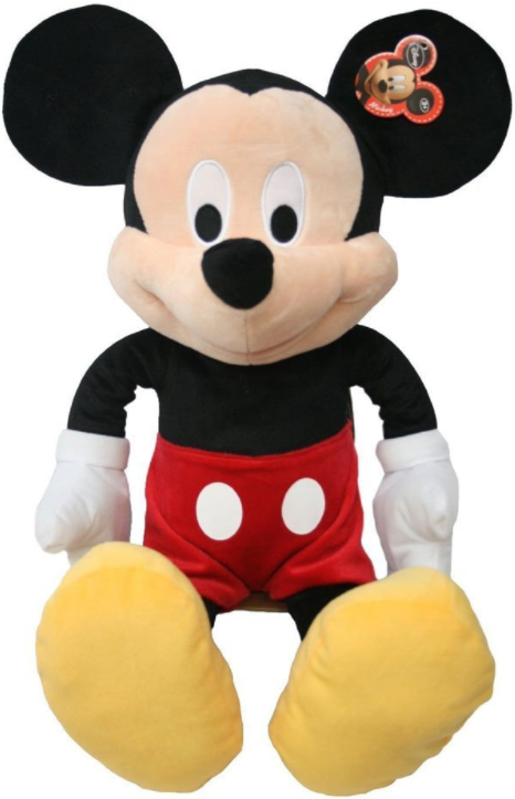 "Disney Minnie Mouse 25"" Inch Plush Jumbo Large Doll ~Liscensed Product~ - SHOPME.COM"