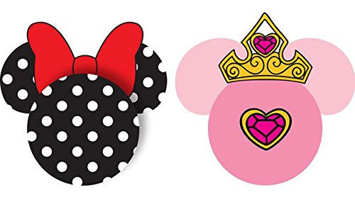 Disney Minnie Polka Dots Princess Crown Antenna Topper (2 Pack) - SHOPME.COM